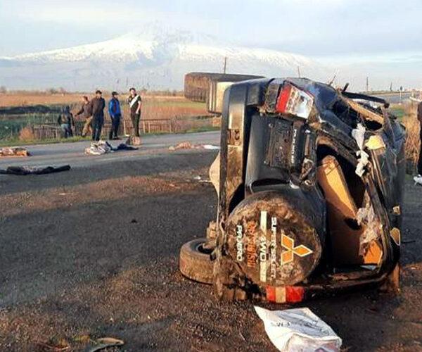 ՃՏՊ Երևան-Մեղրի ճանապարհին․ կա զոհ (լրացված)