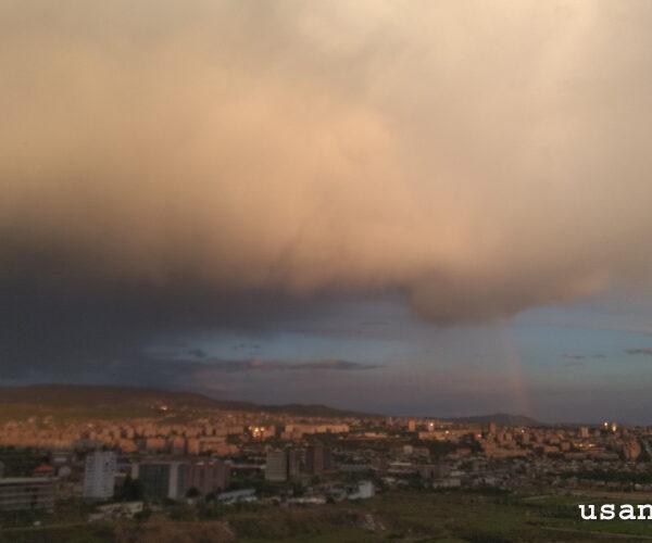 Եղանակը Հայաստանում հուլիսի 2-ին
