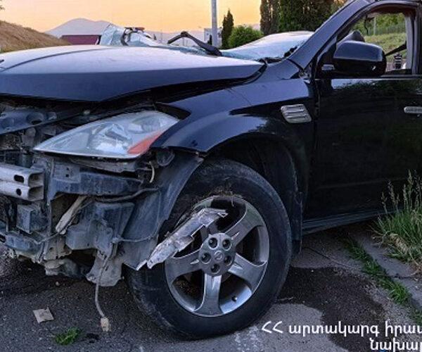 ՃՏՊ Երևան-Աբովյան ճանապարհին․ կան զոհեր և մեկ տուժած