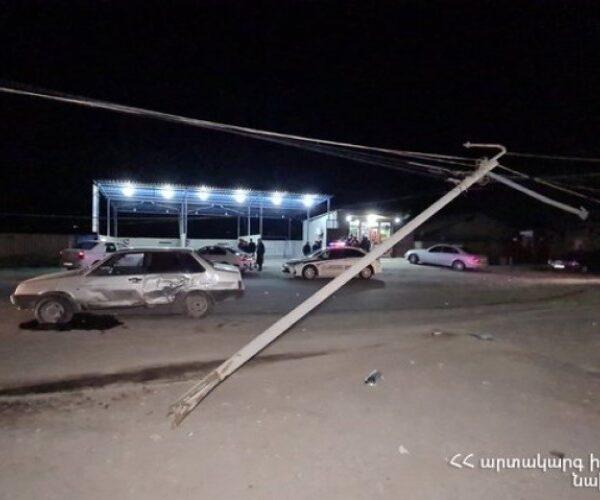 ՃՏՊ Բաղրամյան գյուղում. կա երկու զոհ