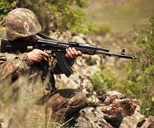 Ադրբեջանական կողմը կրակ է բացել հայկական դիրքերի ուղղությամբ