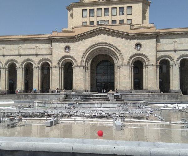 Եղանակը Հայաստանում ու Արցախում հունիսի 3-ին