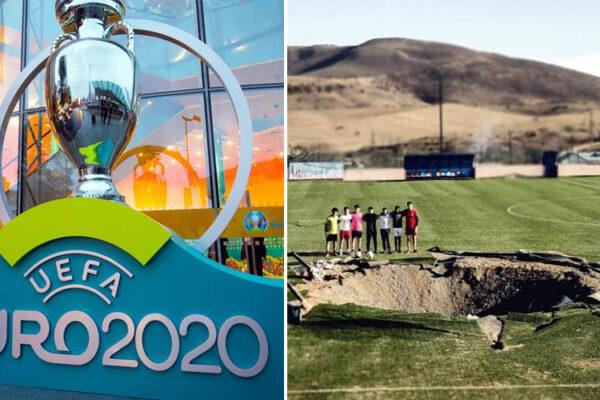 Ֆուտբոլային խրախճանք՝ հայ ռազմագերիների ֆոնին․ ԵԱ-2020-ն այցելում է Բաքու. armsport.am