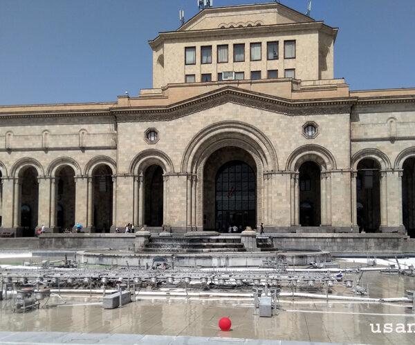 Եղանակը Հայաստանում հունիսի 22-ին
