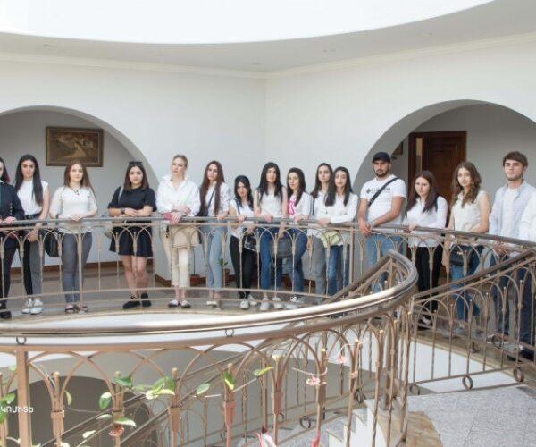 Ուսանողներն այցելել են Քննչական կոմիտե