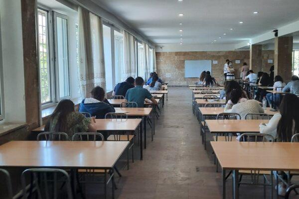 Միասնական քննությունների թեստերն ու պատասխանները. «Օտար լեզու»