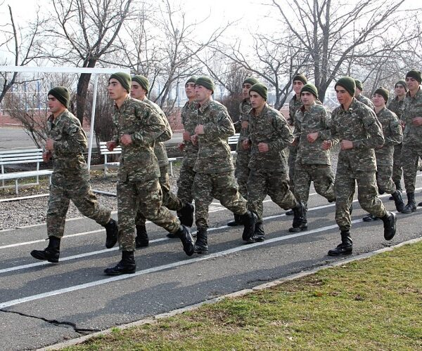 Վ.Սարգսյանի անվան ռազմական համալսարանը 27 տարեկան է