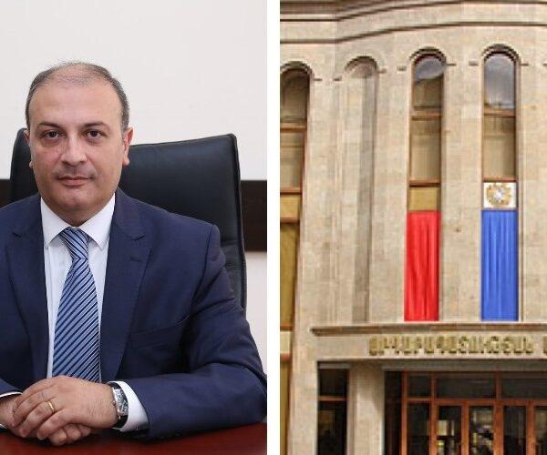 Արդարադատության ակադեմիայի ռեկտոր է վերընտրվել Սերգեյ Առաքելյանը