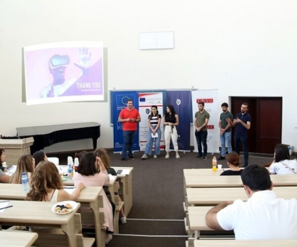 Ամփոփվել է «Ստեղծի՛ր քո բիզնեսը. Գաղափարատոն-2021» ուսանողական մրցույթը