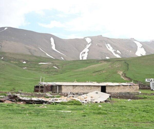Վերին Շորժա գյուղի սահմանային հատվածում ադրբեջանցի զինծառայողները փորձել են ինժեներական աշխատանքներ կատարել. տեսանյութ