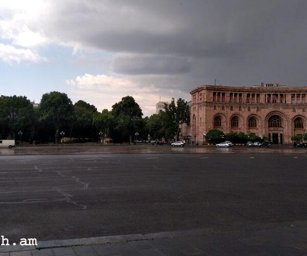 Եղանակը Հայաստանում հունիսի 14-ին