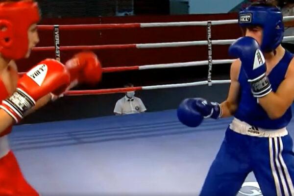 Հենրիկ Սահակյանը՝ բռնցքամարտի Եվրոպայի չեմպիոն (տեսանյութ)